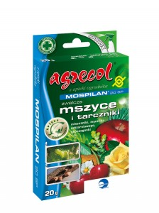 Mospilan 20 SP AGRECOL 20g
