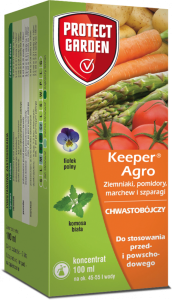 Keeper Agro PROTECT GARDEN 100ml