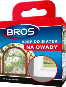 Rzep do siatek na owady BROS