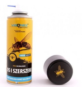 Spray do zwalczania os i szerszeni VIGONEZ NEPTUNE 200ml