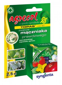 Topas 100 EC AGRECOL 2,5ml