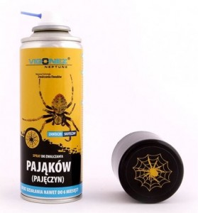 Spray do zwalczania pająków VIGONEZ NEPTUNE 600ml