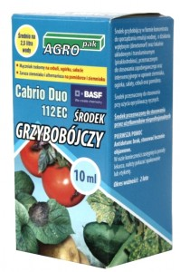 Cabrio Duo 112EC AGROPAK 10ml