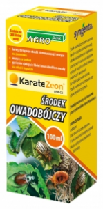 Karate Zeon 050 SC AGROPAK 100ml